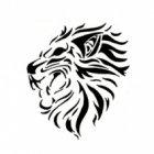 символ льва по зодиаку фото
