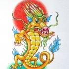 совместимось дракона и дракона духи закрываются небольшую